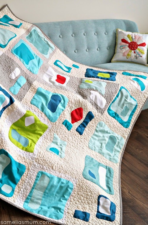 Jewels of the Sea Quilt
