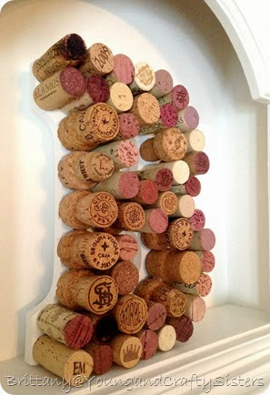 Wine Cork Monogram 3