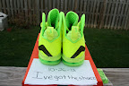 nike lebron 9 ps elite lebron pe tennis 3 04 Closer Look at Nike LeBron 9 P.S. Blue Flame and Tennis Balls PEs