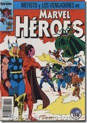 P00022 - Marvel Heroes #30