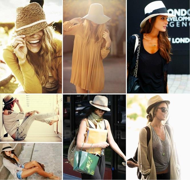 chapeu feminino