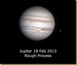 18 Feb Jupiter Rough process