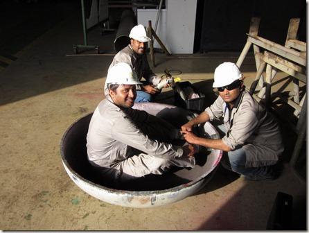 01 Replica Job at Petrorabigh 2011