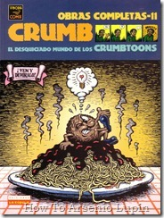 P00011 - Robert Crumb  - El desquiciado mundo de los Crumbtoons.howtoarsenio.blogspot.com #11