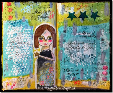 Star of Wonder Primitive Girl