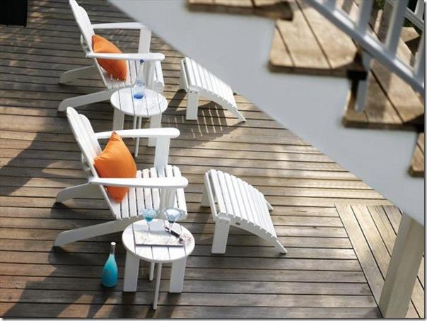 case e interni - sedie per esterni - faidate - Adirondack Chair (2)