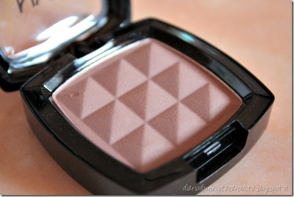 nyx blush in taupe