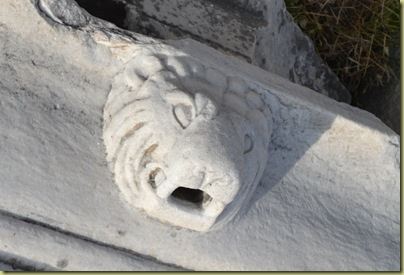Pergamon Lian Head Boss Temple