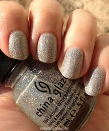 China Glaze Glistening Snow 3