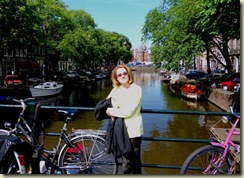 Ellen bikes and canal (Small)
