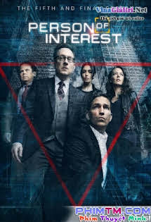 Kẻ Tình Nghi :Phần 5 - Person Of Interest Season 5