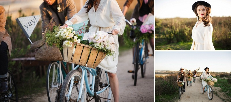 8 OakandtheOwl Bikes in Weddings