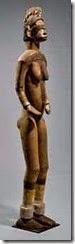 Nigerian statue