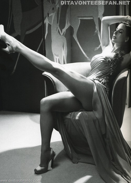 dita von teese linda sensual sexy sedutora desbaratinando (68)