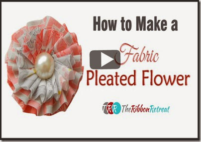 How-To-Make-a-Pleated-Fabric-Flower