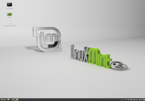 Cinnamon in Linux Mint