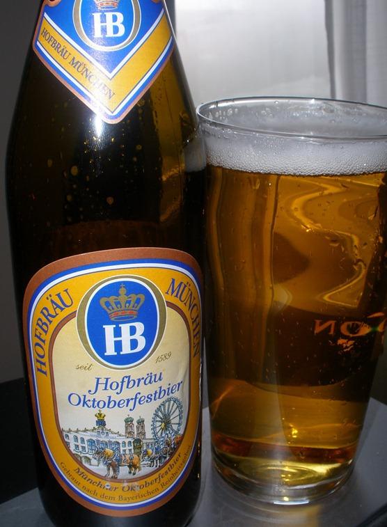 Hofbrau - Oktoberfestbier