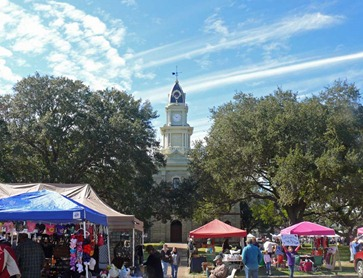Goliad Saturday Market
