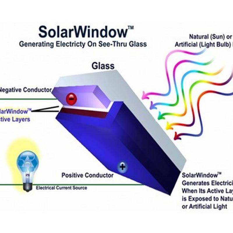 Solar Window - Nuevo sistema de ventana solar que podría producir electricidad renovable eficiente, rápida de instalar