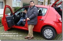Dacia Sandero Basis Samet 18