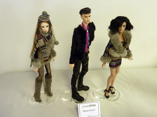 Madrid Fashion Doll Show - Jamie Show BJD 5
