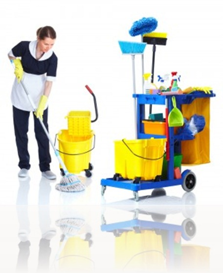 What can a cleaning company do for you