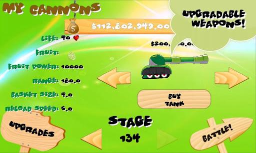【免費街機App】Invasion of the Veggies-APP點子