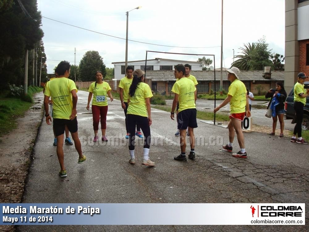 media maraton de paipa club olimpus 2014
