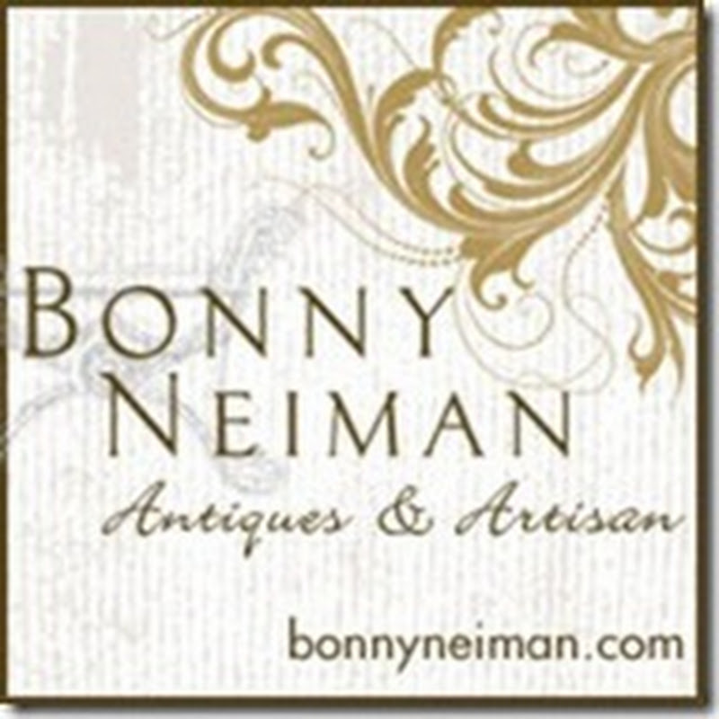 COTE DE TEXAS GIVEAWAY:  FROM BONNY NEIMAN ANTIQUES & ARTISAN!