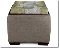 Leo ottoman_30B to match the loveseat and pillows