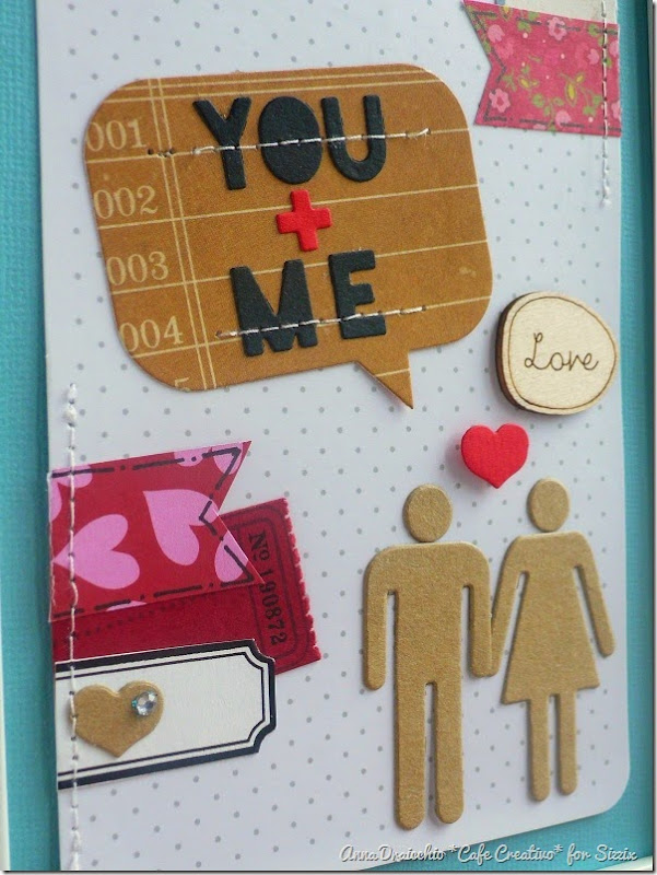 sizzix big shot - valentine - love - home decor -  by Anna Drai - cafecreativo (2)