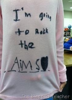 AIMS shirt