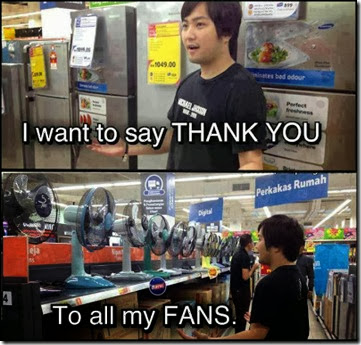 thankyouallmyfans