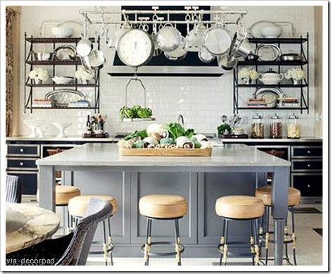 kitchen grey decorpad