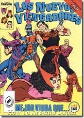 P00044 - Los Nuevos Vengadores #44