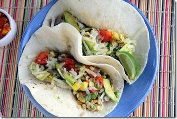 Veggie Tacos 1