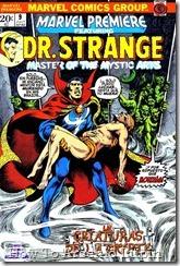 P00009 - Marvel Premiere  - Dr. Extraño - por mastergel #9