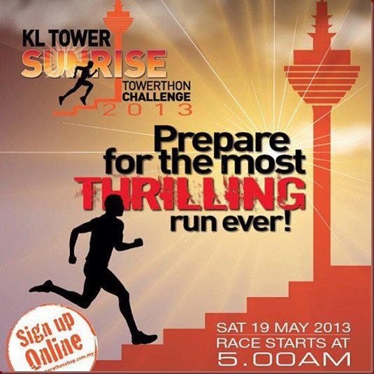 KL Towerthon 2013