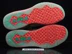 nike lebron 9 low pe lebronold palmer 6 06 Nike LeBron 9 Low LeBronold Palmer Alternate   Inverted Sample