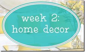 week 2 home
