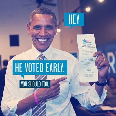 Obama_Early Voting