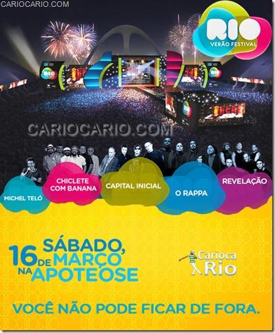 Rio Verão Festival