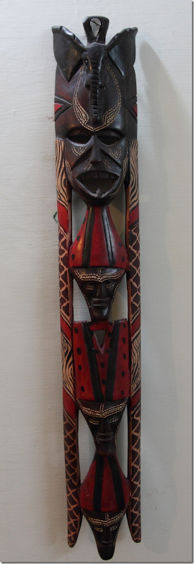 Masks from Kenya