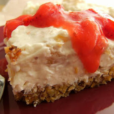 No-Bake Tropical Cheesecake