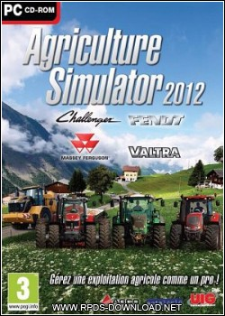 4fe67c25ee855 Agricultural Simulator 2012 PC FULL   JAGUAR