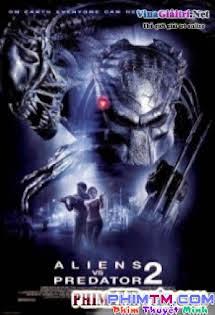 Cuộc Chiến Dưới Tháp Cổ 2 - Alien Vs. Predator: Requiem