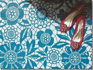 stencil from royal design studio skylars lace