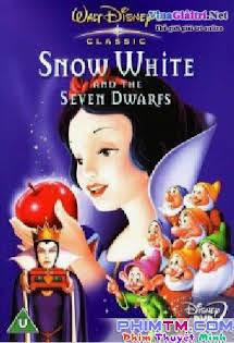 Nàng Bạch Tuyết Và 7 Chú Lùn - Snow White And The Seven Dwarfs (1937) Thuyết Minh - Phim Mỹ