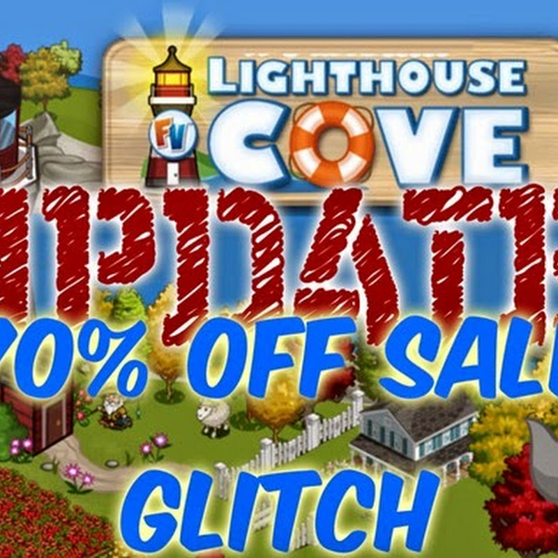 UPDATE! Lighthouse Cove 70% OFF Sale Glitch