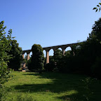 Fermanville: the Mills Valley and the viaduct